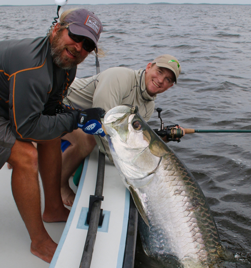 Florida tarpon fishing boca grande and charlotte harbor for Tarpon springs fishing charters